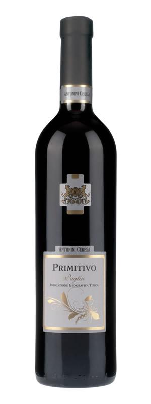 Antonini Ceresa - Primitivo - Compania de Vinos Montenegro