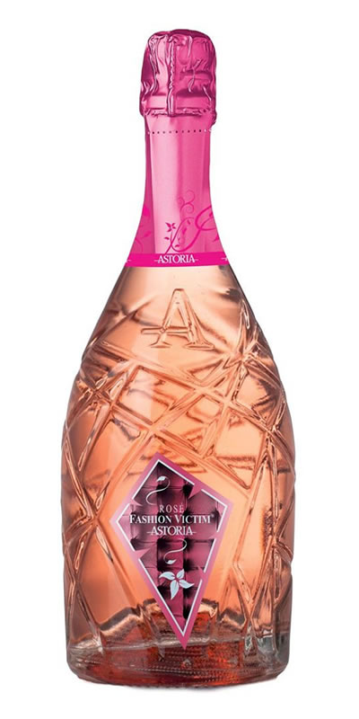 Astoria - Spumante Rose Extra Dry Fashion Victim - Compania de Vinos Montenegro