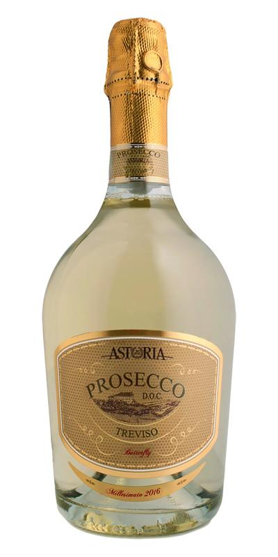 Astoria - Prosecco Butterfly Extra Dry - Compania de Vinos Montenegro