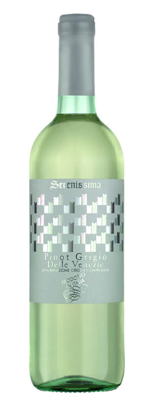 Antonini Serenissima - Pinot Grigio - Compania de Vinos Montenegro