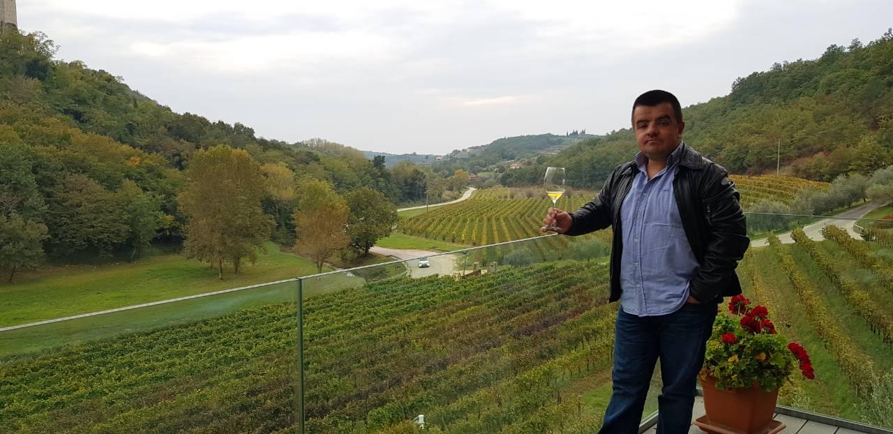Željko Uljarević - Compania de Vinos Montenegro