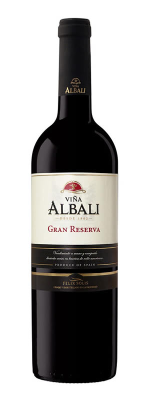 Felix Solis - Albali Gran Reserva - Compania de Vinos Montenegro