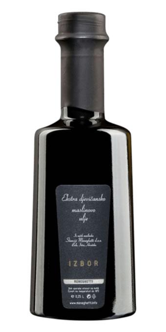 Maslinovo ulje Izbor - Meneghetti - Compania de Vinos Montenegro
