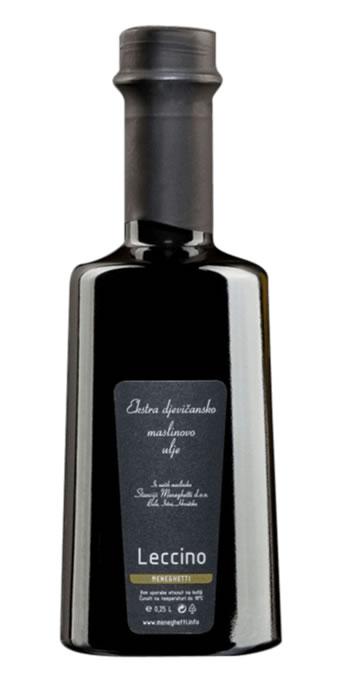 Maslinovo ulje Leccino - Meneghetti - Compania de Vinos Montenegro