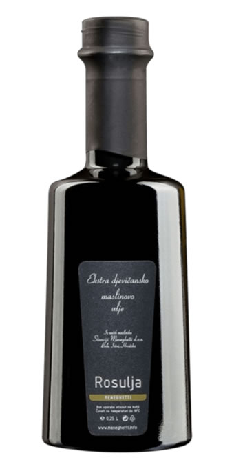 Maslinovo ulje Rosulja - Meneghetti - Compania de Vinos Montenegro