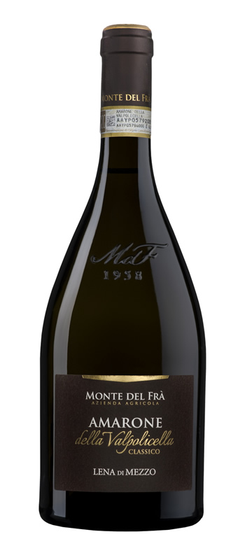 Monte Del Fra - Amarone della Valpolicella Classico - Compania de Vinos Montenegro