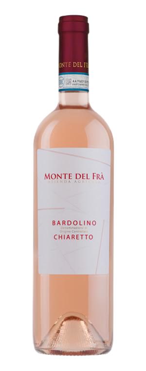 Monte Del Fra - Bardolino Chiaretto - Compania de Vinos Montenegro
