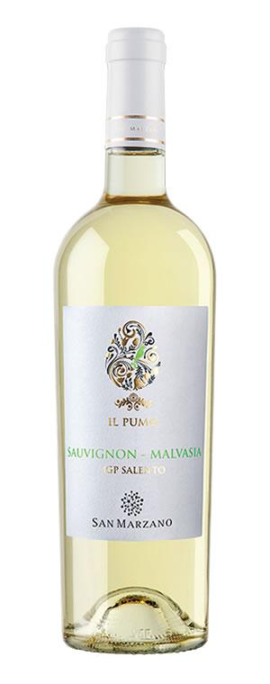 San Marzano - Il Pumo Sauvignon Malvasia Salento I.G.P. - Compania de Vinos Montenegro