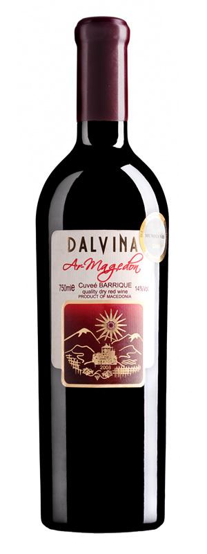 Vinarija Dalvina - Armagedon - Compania de Vinos Montenegro