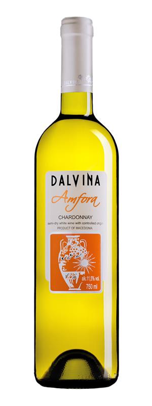 Vinarija Dalvina - Chardonnay Amfora - Compania de Vinos Montenegro