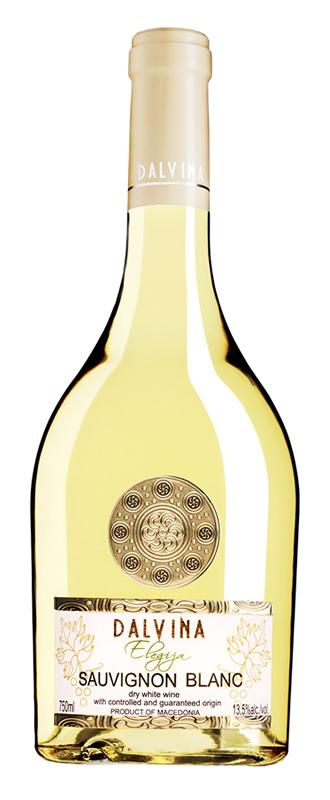 Vinarija Dalvina - Sauvignon Blanc Elegija - Compania de Vinos Montenegro