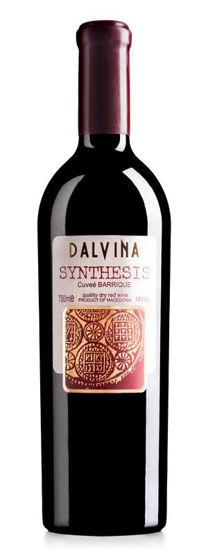 Vinarija Dalvina - Synthesis Cuvee Barrique - Compania de Vinos Montenegro