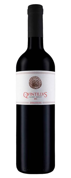 Vinarija Imperator - Qvintillvs - Compania de Vinos Montenegro