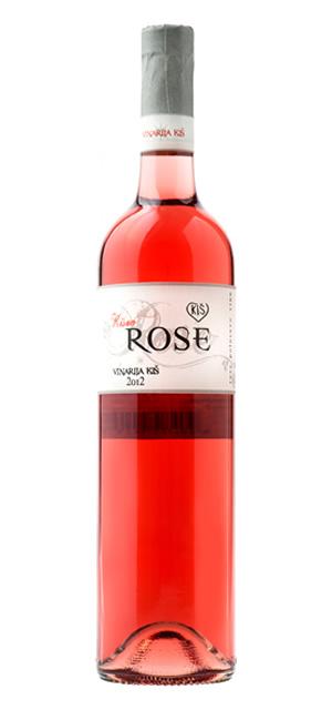 Vinarija Kiš - Rose - Compania de Vinos Montenegro