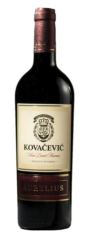 Vinarija Kovačević - Aurelius Barrique - Compania de Vinos Montenegro