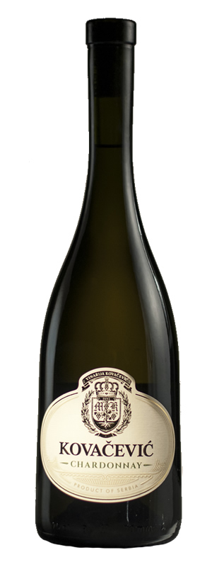 Vinarija Kovačević - Chardonnay - Compania de Vinos Montenegro
