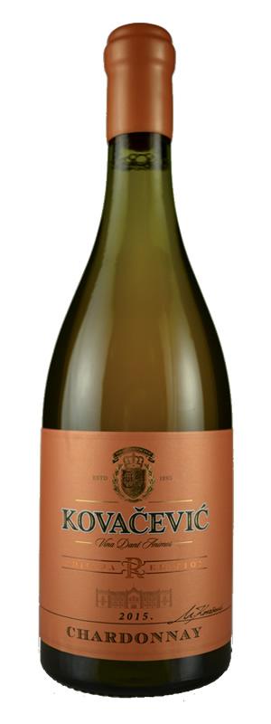 Vinarija Kovačević - Orange Chardonnay - Compania de Vinos Montenegro