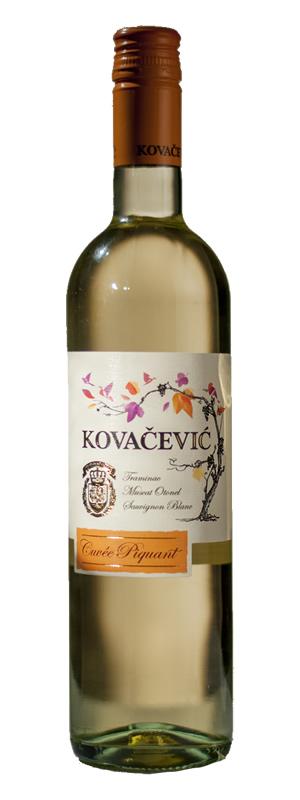 Vinarija Kovačević - Cuvee Piquant - Compania de Vinos Montenegro