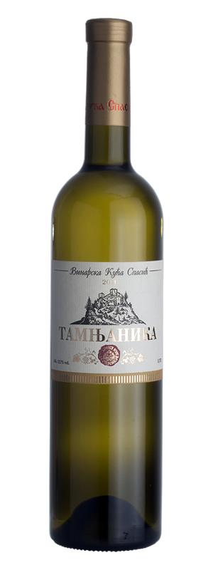 Vinarija Spasić - Tamjanika - Compania de Vinos Montenegro