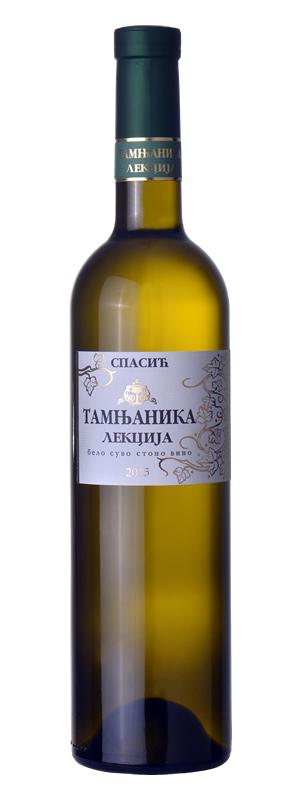 Vinarija Spasić - Tamjanika Lekcija - Compania de Vinos Montenegro