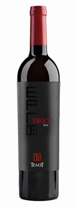 Vinarija Temet - Ergo Crveno - Compania de Vinos Montenegro