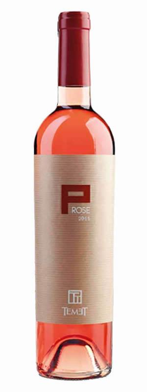 Vinarija Temet - Rose - Compania de Vinos Montenegro