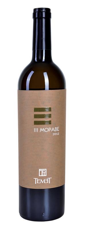Vinarija Temet - Tri Morave Belo - Compania de Vinos Montenegro