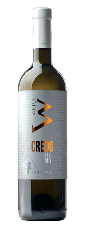 Vinarija Virtus - Credo Beli - Compania de Vinos Montenegro