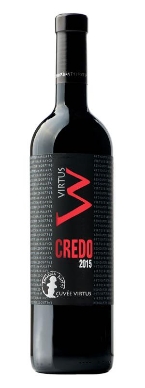 Vinarija Virtus - Credo crveni - Compania de Vinos Montenegro