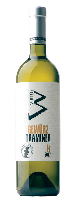 Vinarija Virtus - Gewürztraminer - Compania de Vinos Montenegro
