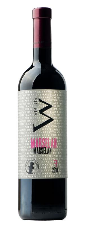 Vinarija Virtus - Marselan - Compania de Vinos Montenegro