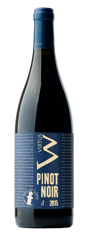 Vinarija Virtus - Pinot Noir - Compania de Vinos Montenegro