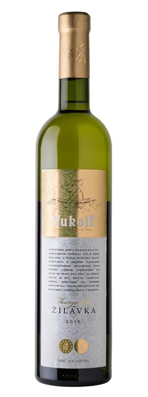 Vinarija Vukoje - Žilavka - Compania de Vinos Montenegro