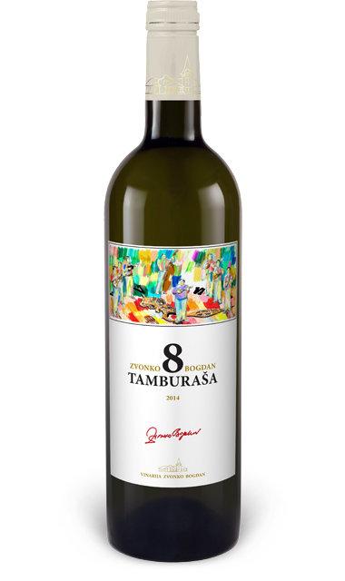 Vinarija Zvonko Bogdan - 8 Tamburaša - Compania de Vinos Montenegro