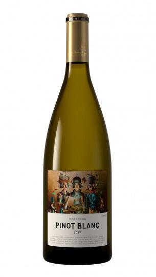 Vinarija Zvonko Bogdan - Pinot Blanc - Compania de Vinos Montenegro