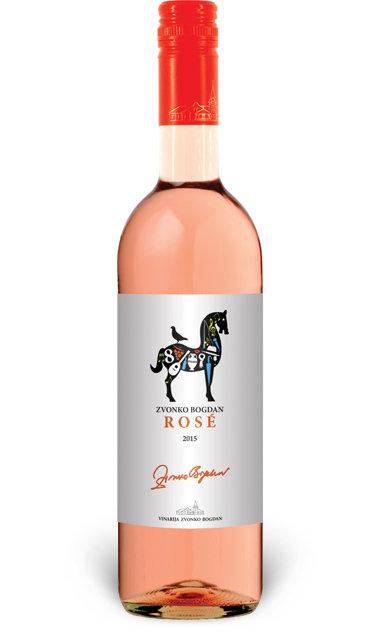 Vinarija Zvonko Bogdan - Rosé - Compania de Vinos Montenegro