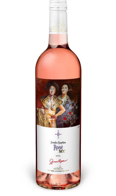 Vinarija Zvonko Bogdan - Rosé Sec - Compania de Vinos Montenegro