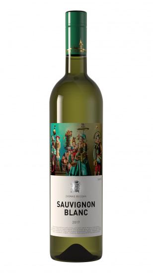 Vinarija Zvonko Bogdan - Sauvignon Blanc - Compania de Vinos Montenegro