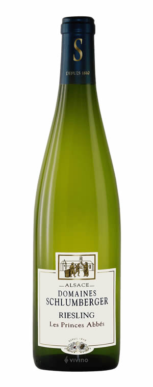 Domaines Schlumberger - Riesling Les Princes Abbes - Compania de Vinos Montenegro