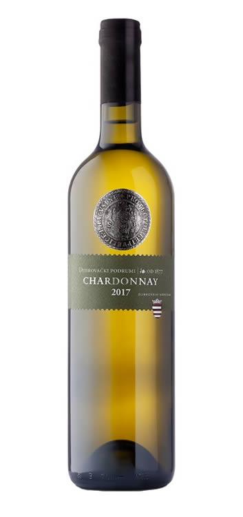 Dubrovački podrumi - Chardonnay - Compania de Vinos Montenegro