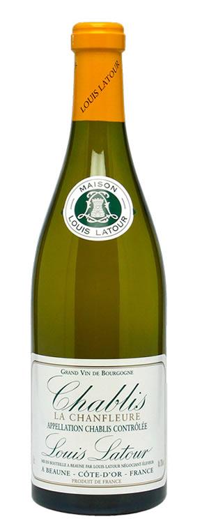Louis Latour - Chablis La Chanfleure - Compania de Vinos Montenegro