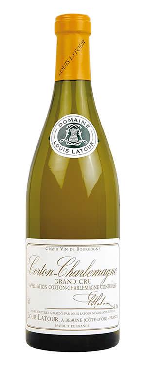 Louis Latour - Corton-Charlemagne Grand Cru - Compania de Vinos Montenegro