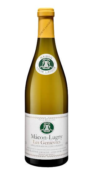 Louis Latour - Macon-Lugny Les Genievres - Compania de Vinos Montenegro