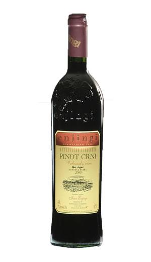 Vinarija Enjingi - Pinot Crni - Compania de Vinos Montenegro