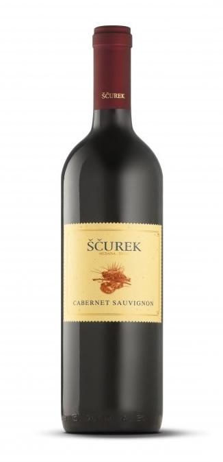Vinarija Ščurek - Cabernet Sauvignon - Compania de Vinos Montenegro