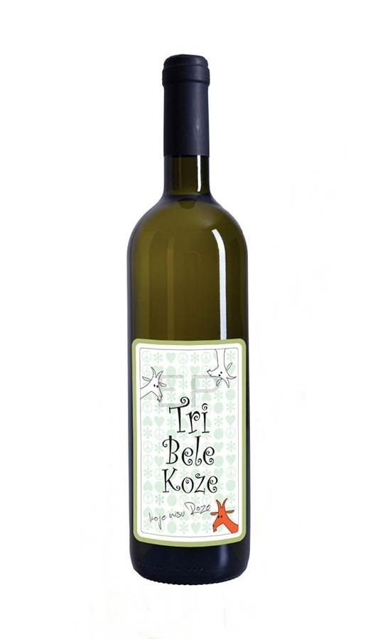 Tri Bele Koze Sauvignon Blanc