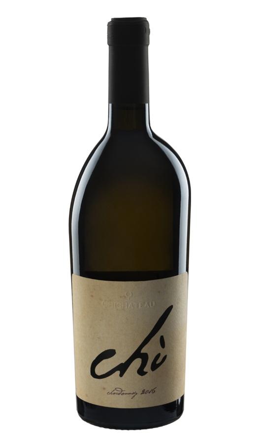 Chi Chardonnay - Chichateau vinarija - Compania de Vinos Montenegro