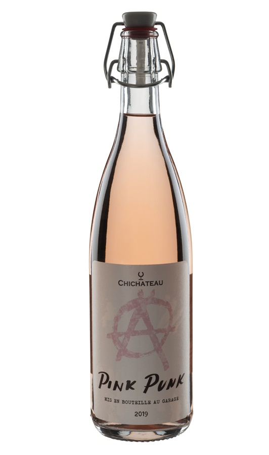 Pink Punk Rose - Chichateau vinarija - Compania de Vinos Montenegro