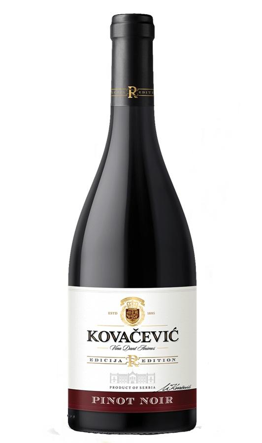 Pinot Noir Edition R - Vinarija Kovačević - Compania de Vinos Montenegro
